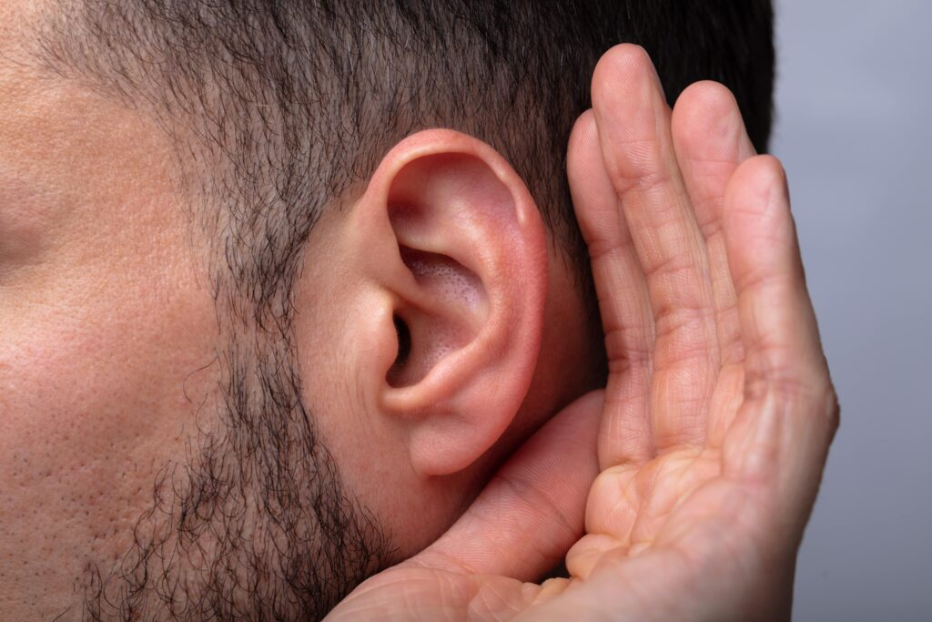 Living With Normal Hearing Sensitivity And Hearing Difficulties